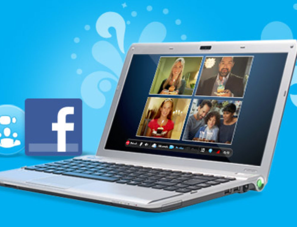 Enabling/ Starting Skype powered Facebook Video Chat