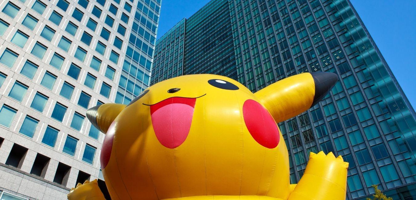 pokemon in Kuwait